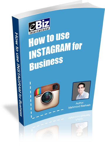 Instagram for Business Free eBook